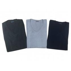 Vesta bez rukávů v nadměrné velikosti (pulover)