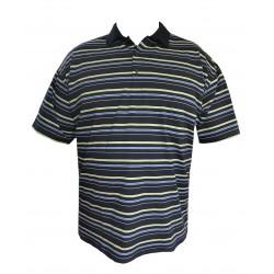 Tričko s límečkem v nadměrné velikosti