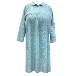 Noční košile flanelová v nadměrné velikosti
