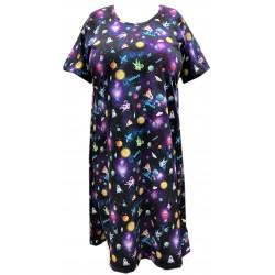 Dámská noční košile/domácí šaty