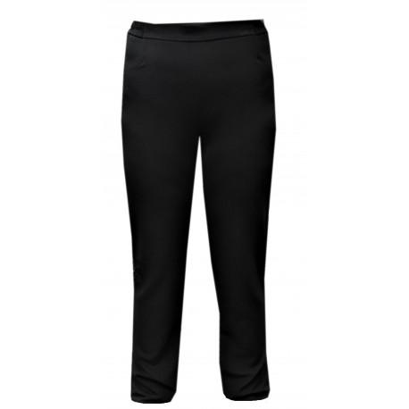 Dámské pohodlné kalhoty bez zipu