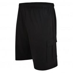 Tenké bavlněné šortky v nadměrné velikosti