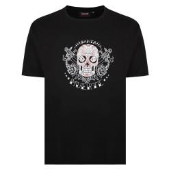 Pánské tričko v nadměrné velikosti