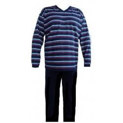 Pyžamo - dlouhé nohavice v nadměrné velikosti