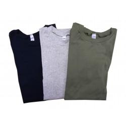 Podvlékací triko s dlouhým rukávem v nadměrné velikosti