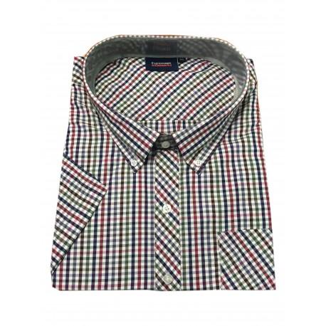 Pánská košile s obvodem 180 - 200 cm v nadměrné velikosti