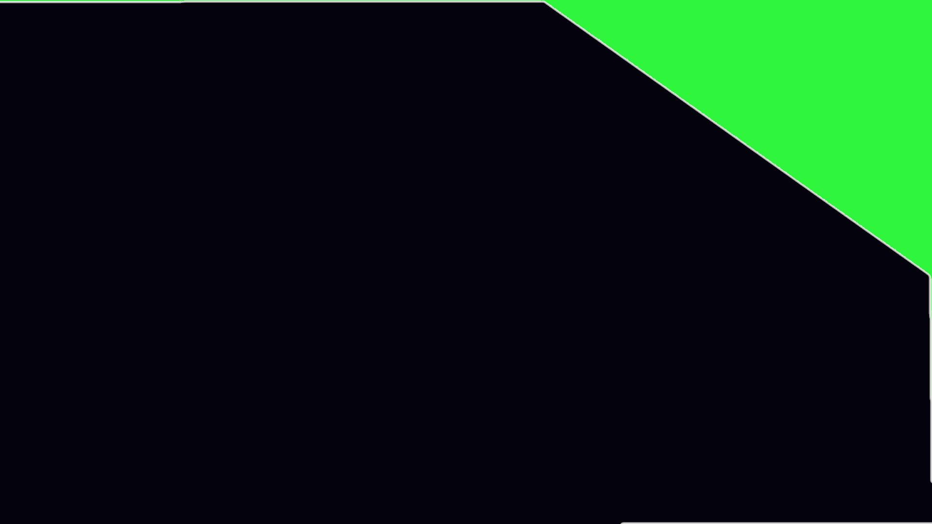 Černá a zelená