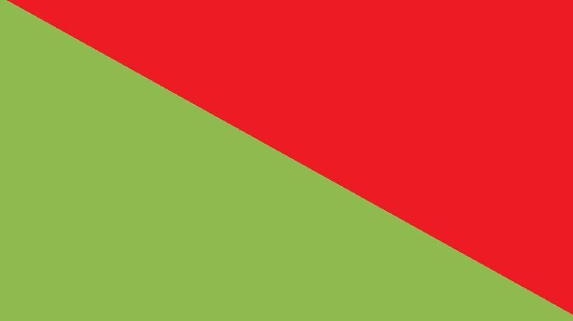 Olivová s červenou
