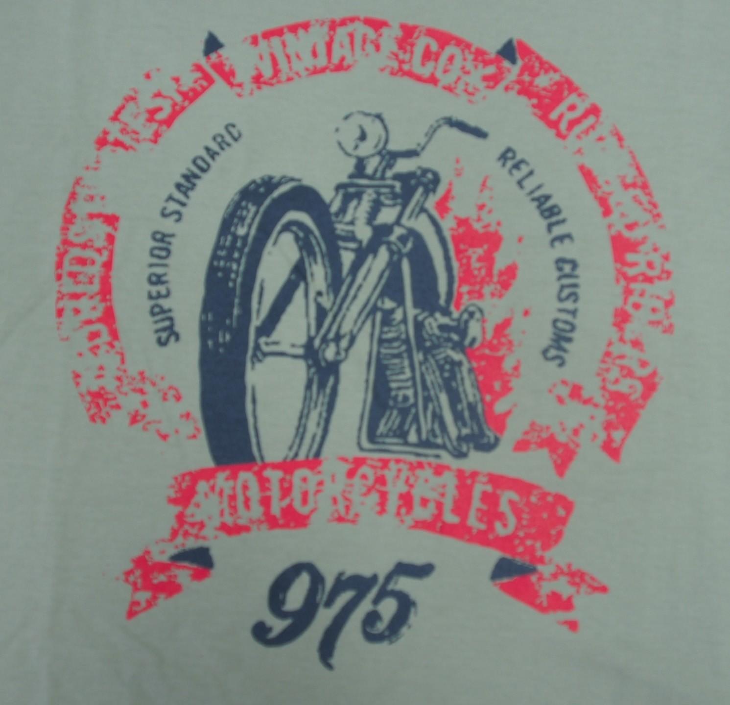 Motorka - Khaki s červenou