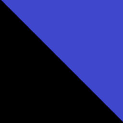 Černomodrá