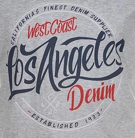 Los Angeles - Denim