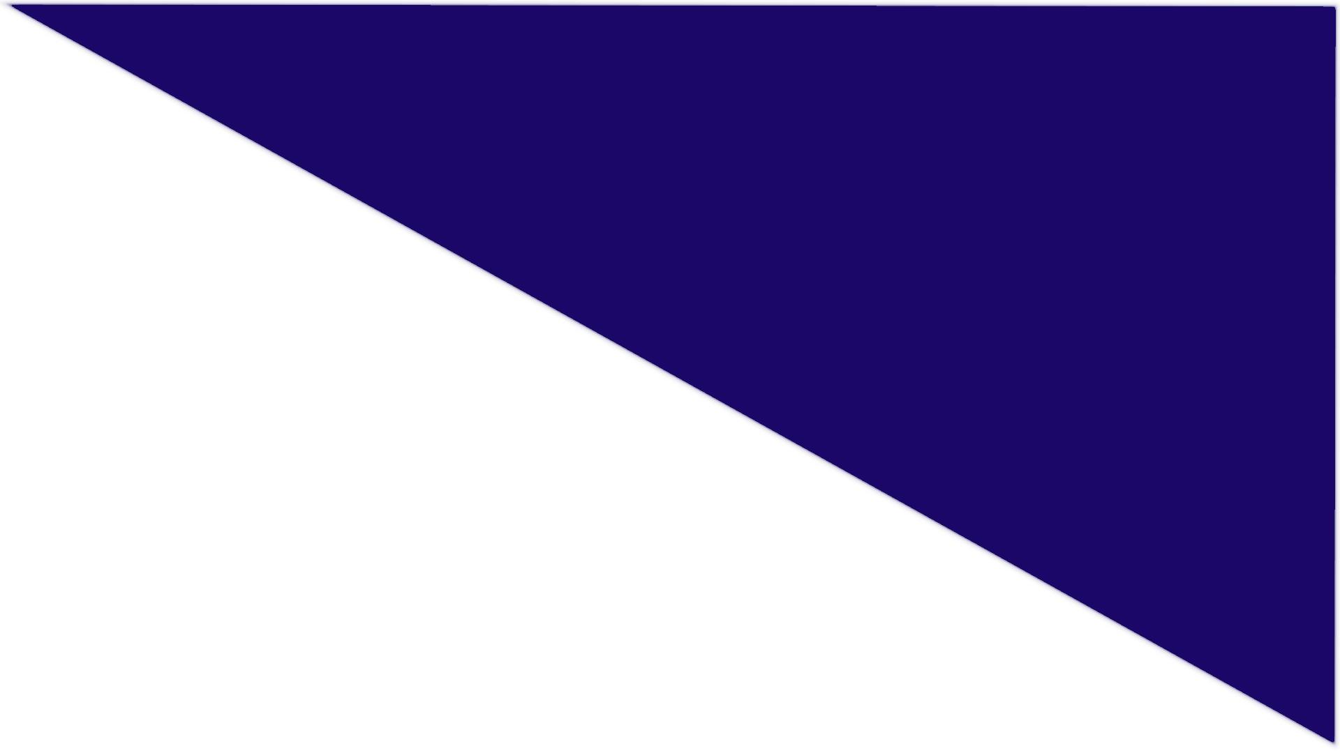 Bílá s tmavě modrou